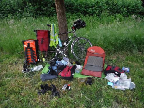 Wild camping - essential gear