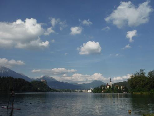 Beautiful Lake Bled