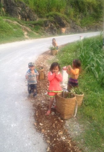 young farmers of dong van