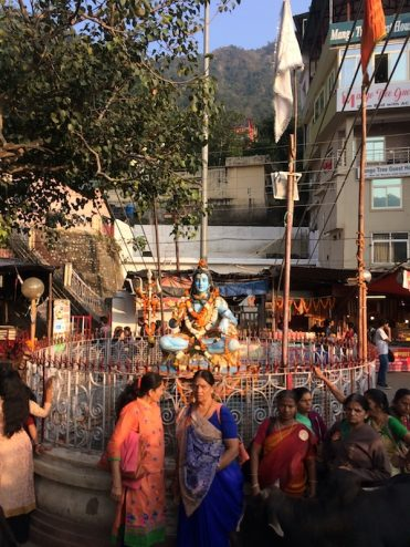 Shiva; the destroyer and the transformer