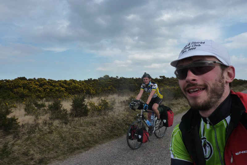UK bike rides - Harrogate to Leek
