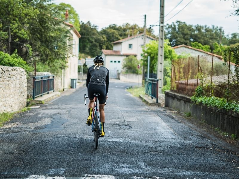 cycling routes from london