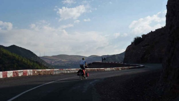 cycling the atlas mountains in morocco