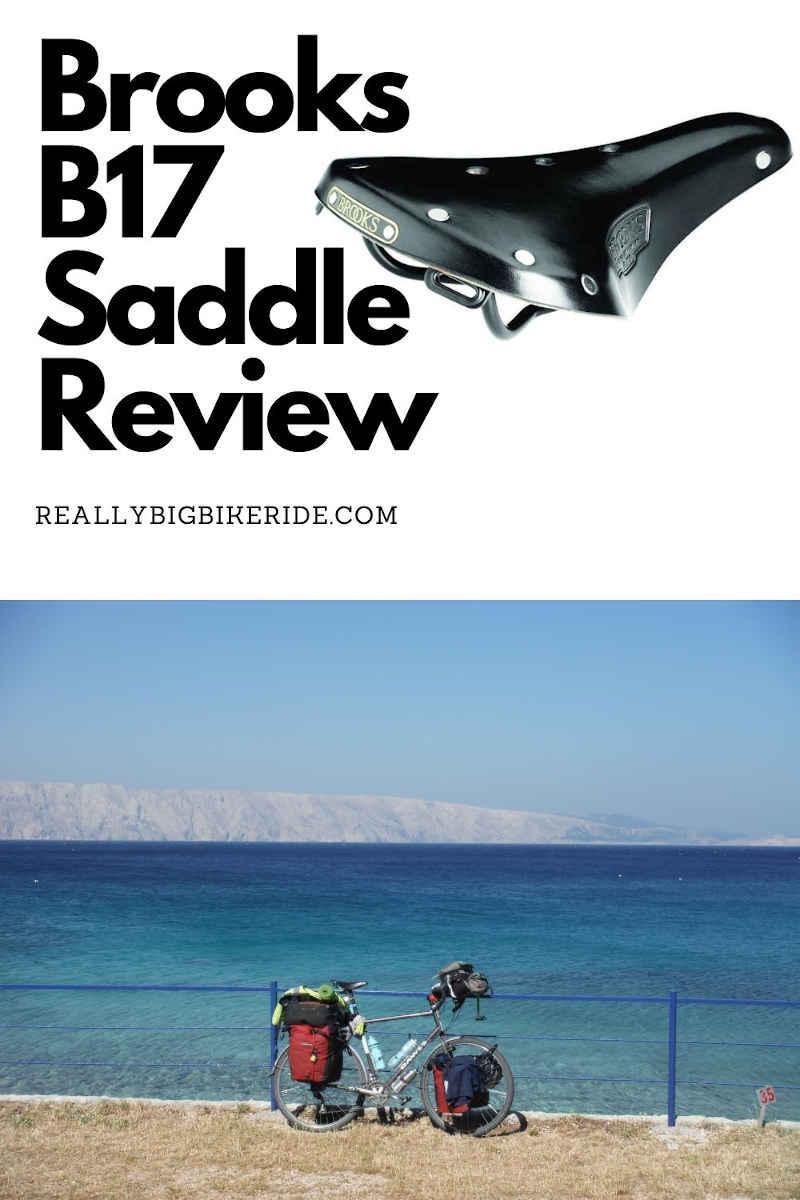 Brooks B17 Saddle Review