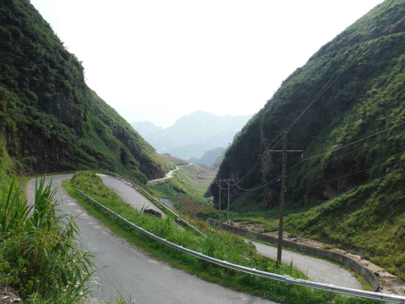 cycle touring in vietnam