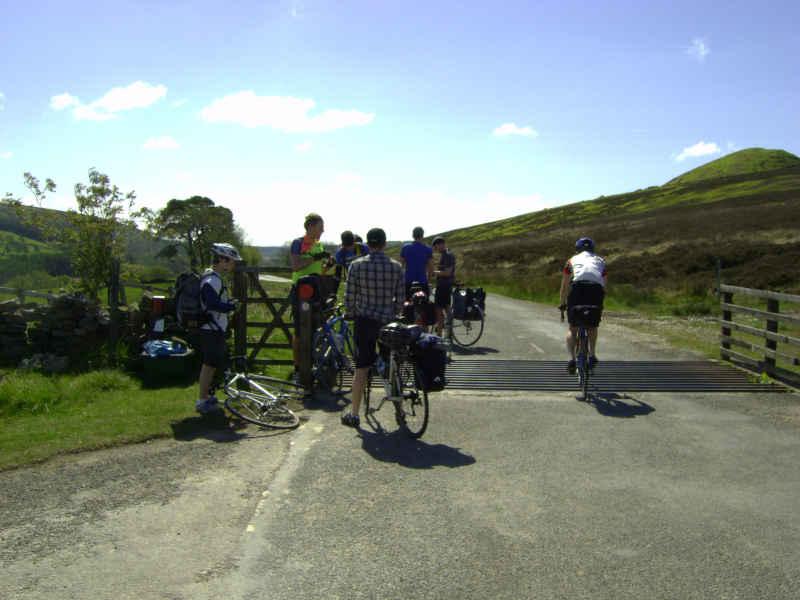 Cycling the coast to coast