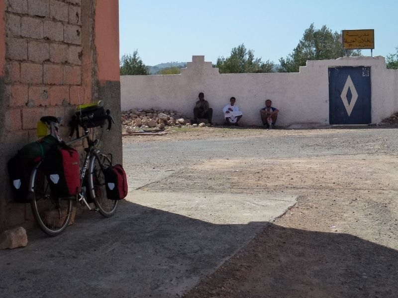cycling challenge in morocco