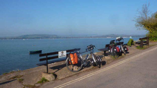 plan a bike ride on exmouth cycle path
