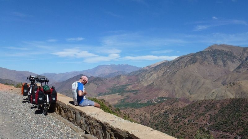 rgs explore header cycling in morocco